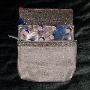 Makeup Bags - Shine On